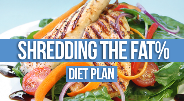 SHREDDING-DIET-PLAN