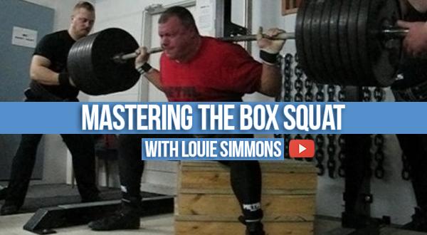 box-squat