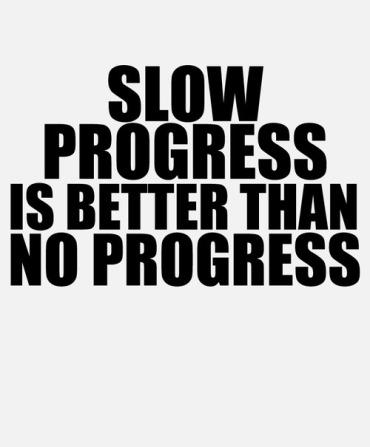slow-progress