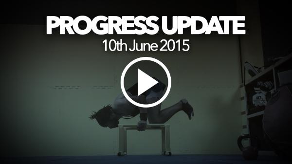 Progress Update 10-06-2015