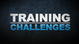 TRAINING CHALLENGES