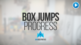 Box Jumps Progress