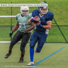 Tsunami -vs- Pythons (33-7) 20- Kyle Hemsley Photography
