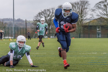 Tsunami -vs- Pythons (33-7) 36- Kyle Hemsley Photography