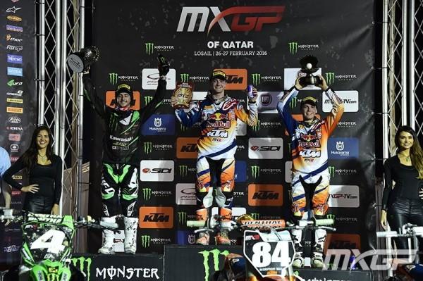 mx2 podium